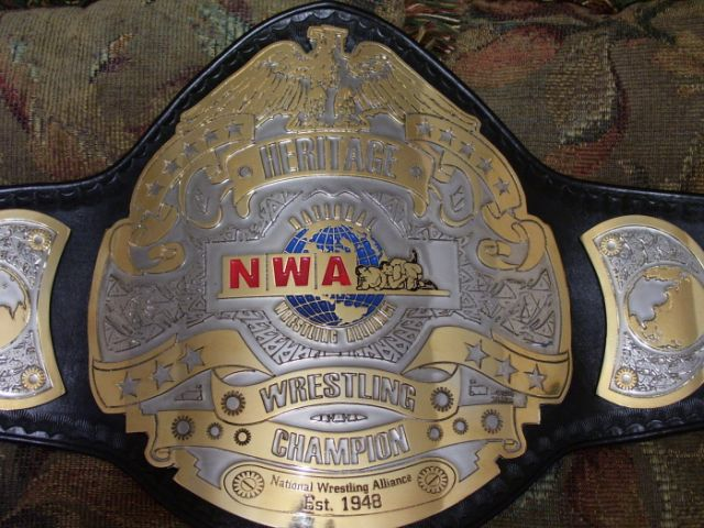 Roh World Title Likely Roh World Belt is