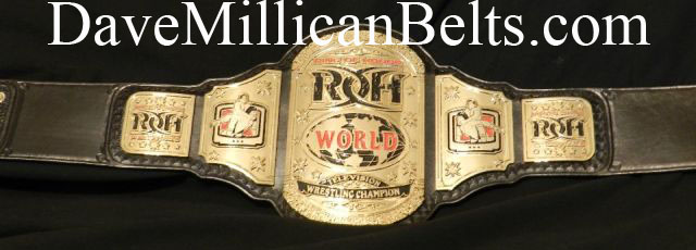 Roh World Title Roh World Television
